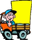 Megrendeléseket a Magyar Posta MPL csomagküldő szolgálata szállítja. A Posta sofőrje a teherautóról raklapemelő békával, betonozott, aszfaltozott, viakoloros felületre tudja lerakdni a megrendelt árut. Kérem megrendeléskor ezt a feltételt kérem vegye figyelembe.